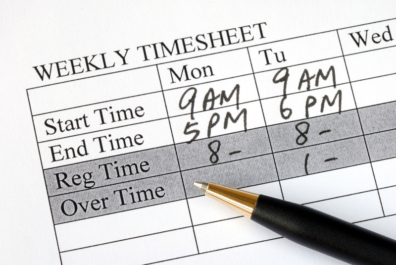 Engineer-to-order manufacturers will have to review their employees' average weekly hours to see if they will be exempt from overtime rules.